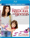 Ramona and beezus blu ray